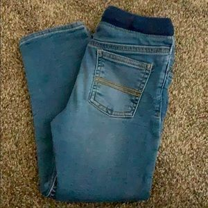 4T blue jeans from Carter's